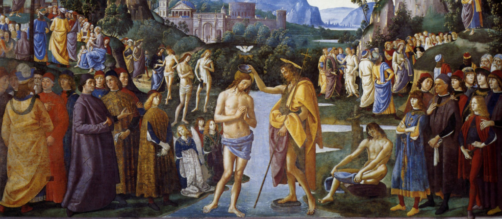 the feast of the baptism of the lord � st basils